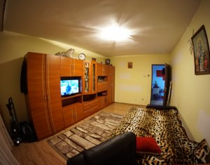 Apartament 2 camere, decomandat, 54 mp, etaj intermediar, in Manastur