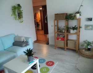 Vindem apartament superfinisat, 1 camera, zona Muzeul Apei, Floresti