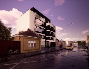 Penthouse 3 camere, terasa 67 mp, imobil mic, situat in zona semicentrala!