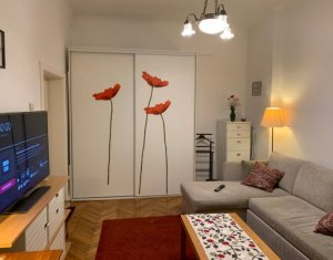 INVESTITIE! Vindem apartament cu o camera, 35 mp, in zona cladirii The Office