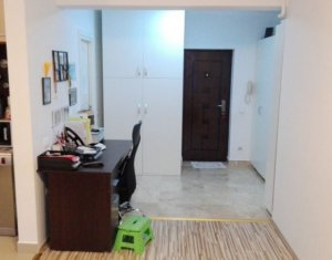 Apartament 3 camere, 62 mp, parter inalt, in Manastur