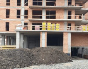 Apartament 52.94 mp, balcon 4.35 mp in bloc nou, Marasti